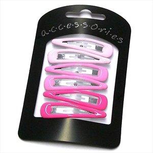 amber-lotto-di-6-fermacapelli-con-clip-dimensioni-5-cm-colore-rosa
