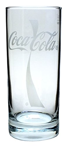 12 Coca Cola Wave Gläser 0,40L - geeicht - Original Gastronomie Glas