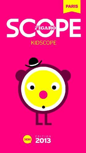Kidscope : Le guide des sorties pour les enfants à Paris