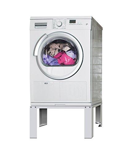 Sanicomfort Waschmaschinenerhöhung für Waschmaschine und Trockner 8345799