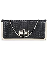 YS Fashion Designer New Style Cross-body Party Bag With Gold Chain Shoulder Bag For Ladies