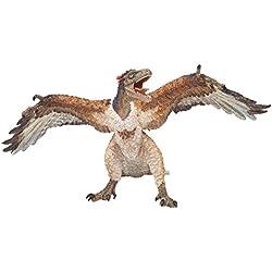 Papo - Archeopteryx, figura de dinosaurio pintada a mano (2055034)