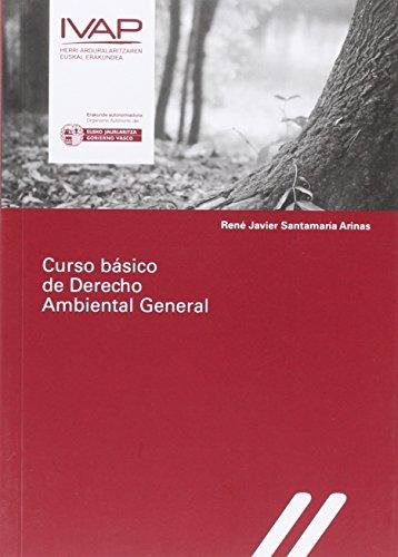 Curso básico de derecho ambiental general