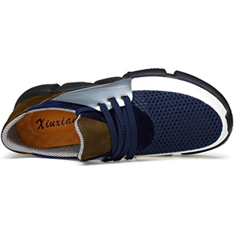 Mesh Shoes Respirant Et Confortable Hommes - Chaussures Loisirs Déodorant Respirant Couture Printemps - Hommes B07F62Q8X5 - b79030