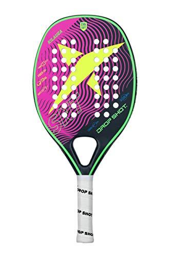 DROP SHOT Pala de pádel Modelo Kilauea Beach Tennis-Colección Oficial 2019