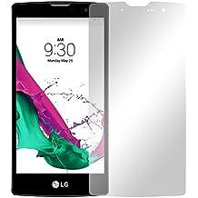"4 x Slabo protector de pantalla LG G4c lámina protectora de pantalla lámina protectora ""Ultra Transparente"" invisible MADE IN GERMANY"