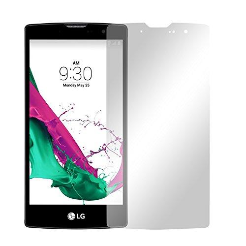 Slabo 4 x Bildschirmschutzfolie LG G4c Bildschirmschutz Schutzfolie Folie Crystal Clear unsichtbar Made IN Germany