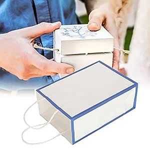 Shopping Bag, Bag Gift Bag 10Pcs for Wedding for Retail for Gift