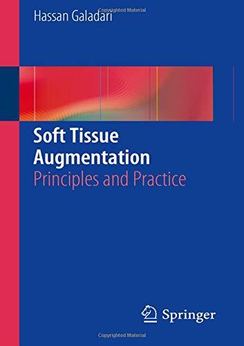 Soft Tissue Augmentation: Principles and Practice por Hassan Galadari