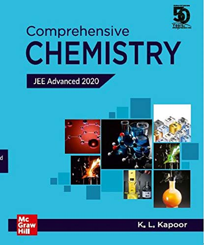 Comprehensive Chemistry for JEE Advanced 2020