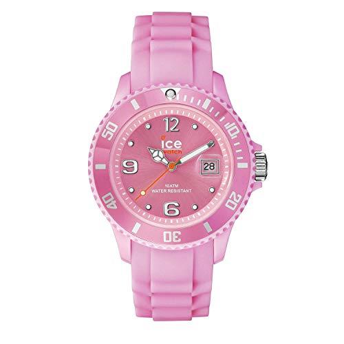 9c2e326d0abc4 Ice-Watch - ICE forever Pink - Montre rose pour femme avec bracelet en  silicone