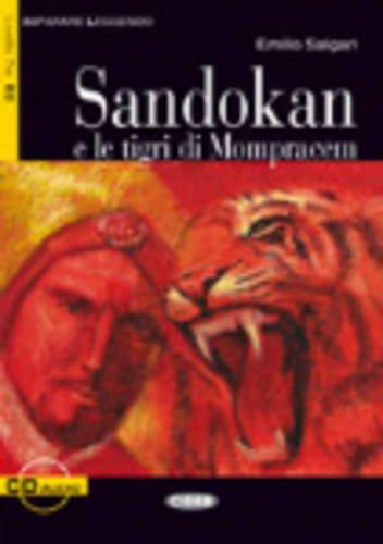 Sandokan e le tigri di Mompracem. Con CD Audio (Imparare leggendo)