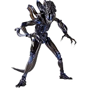 Aliens Revoltech SciFi Super Poseable Action Figure #016 Alien Warrior (japan import) 3