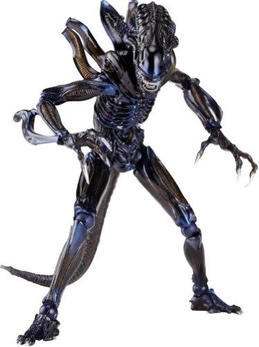 Aliens Revoltech SciFi Super Poseable Action Figure #016 Alien Warrior (japan import) 1