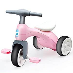TX Toddler Tricycle Safety Non-Slip 3-6 Years Old Children Boys Girls Lightweight Easy Assemble   9