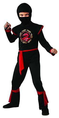 Rubies Dragon Ninja Costume, Medium