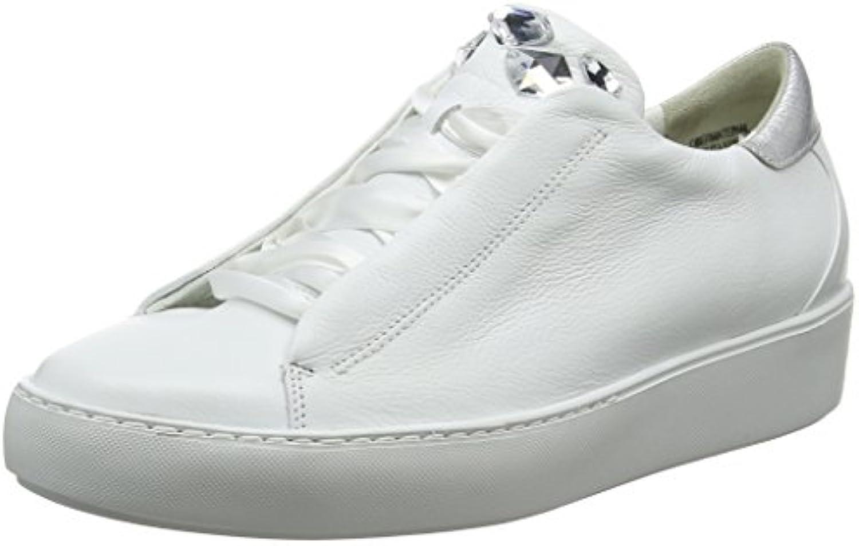 Paul Green Damen Masterc/Cervo M White/Silver Sneaker