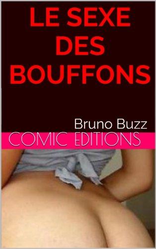 Couverture du livre Le Sexe des Bouffons