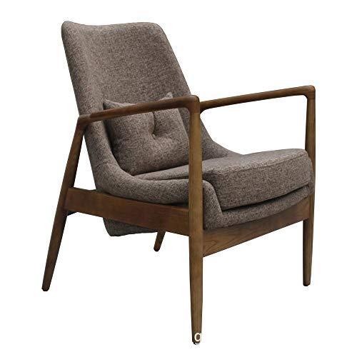 CZPF Esche Künstliche Holzrahmen Weichen Sofa Stuhl - Esche Gepolstert Stuhl