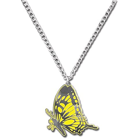 Blast Of Tempest Monarch Butterfly Collana