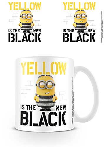 Pyramid International - Taza De Gru: Mi Villano Favorito 3, Modelo Yellow Is The New Black