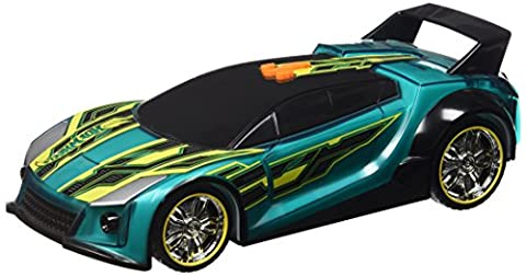 Hot Wheels Hyper Racer with Lights and Sounds - Quick N' Sik by Toy State (Disney Tinkerbell Licht)
