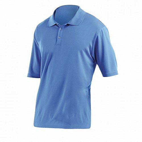 Gamegear Cooltex Champion Sport Herren Polo-Shirt, Kurzarm Hellblau