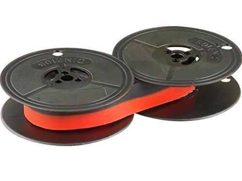 Farbband- schwarz/rot -für die Olympia Monica- Farbbandfabrik Original