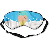 Octopus Ice Cream 99% Eyeshade Blinders Sleeping Eye Patch Eye Mask Blindfold For Travel Insomnia Meditation preisvergleich bei billige-tabletten.eu