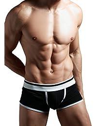 XUBA - Boxer - Homme Noir Noir Medium