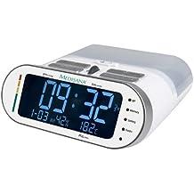 Medisana MTR - Tensiómetro con radio
