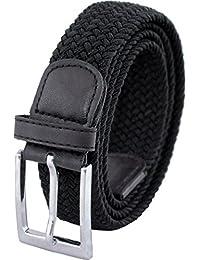 """Ashford Ridge 33mm (1.25"""") sangles élastiques de ceinture pour hommes (81cm - 152cm taille)"""