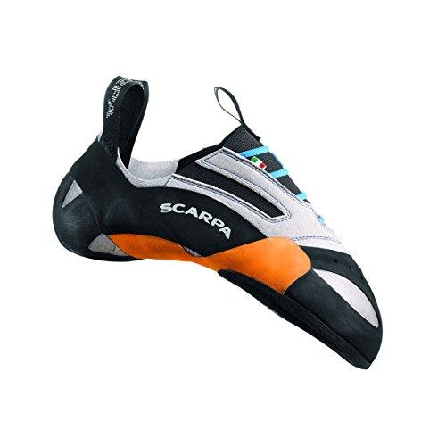 Scarpa Schuhe Stix Kletterschuh Größe 44 silver/white