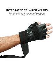 Sky Enterprises Gym Gloves for Better Exercise Black (Pack of 1 Pair)