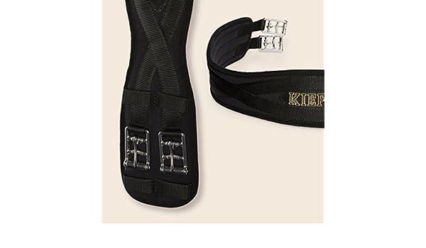 Kieffer Air Tex Sangle avec boucle à rouleau Noir Décoration de Noël 7ffa02a0f4ac
