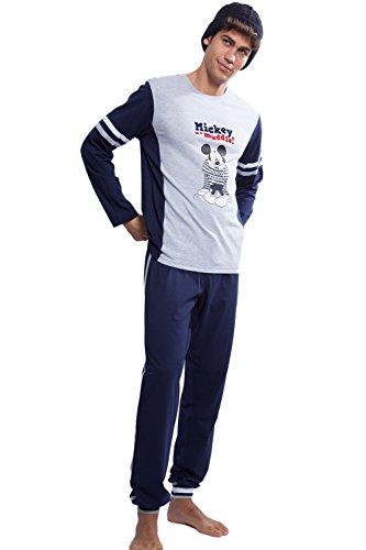Pijama Mickey Muddle Disney adulto