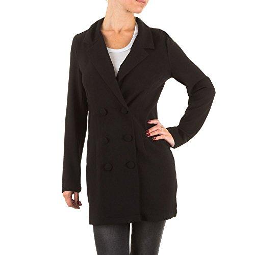 Ital-Design - Giacca da abito -  donna Nero