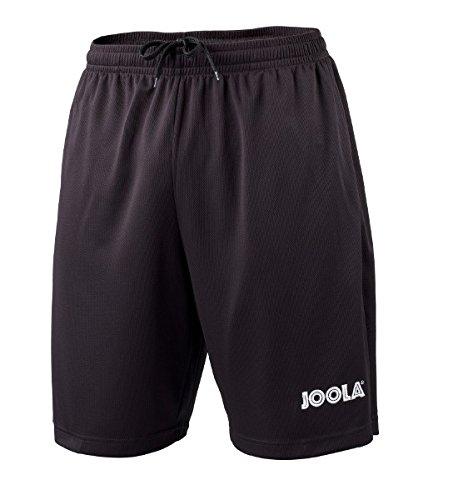 Joola SHORT BASIC LONG BL. M - BLACK, Größe:M