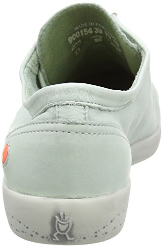 Softinos  Isla, Sneakers Basses femme Green (Pastel Green)