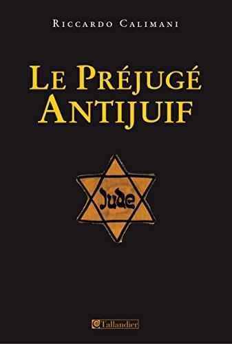 Le Préjugé antijuif