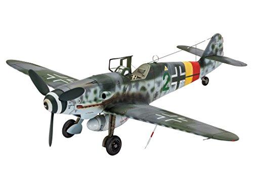 "Revell GmbH 03958Maßstab: 1: 48""Messerschmitt Bf109G-10"" Plastic Model Kit"