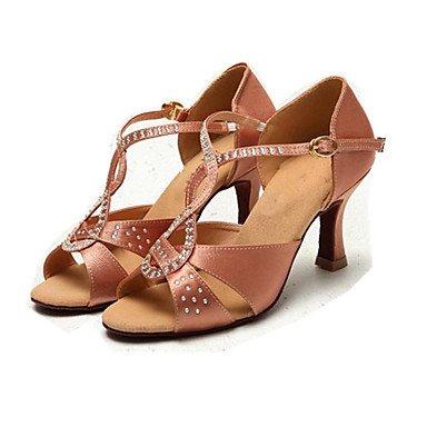 Chaussures De Danse Latine Noire