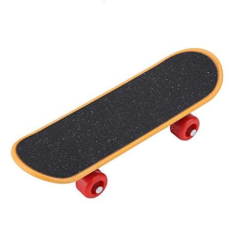 Naroote 1 Stück Papagei Skateboard Spielzeug, Vogel Lustige Stand Training Spielen Interaktion Spielzeug -