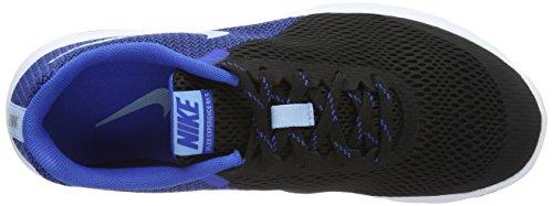 Nike Wmns Flex Experience Rn 5, Scarpe da Ginnastica Donna Nero (Black/Bluecap/Hyper Cobalt/White)