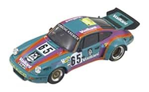 Spark - S3429 - Véhicule Miniature - Modèle À L'Échelle - Porsche 911 Carrera Rsr Le Mans 1975 - Echelle 1/43