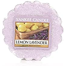Yankee Candle Lemon Lavender–Pastilla de cera)–Caja de 24piezas