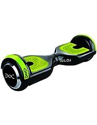 Nilox Doc Plus UL 2272 Hoverboard Bluetooth Mixte Adulte, Noir, 25.7 x 28 x 65.5 cm
