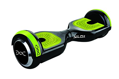 Nilox Hoverboard Doc Plus con Bluetooth...