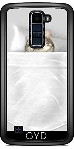 Coque pour LG K8 2017 - Pocketcat Couchage by Adam