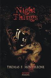 Night Things (Necon Classic Horror Book 7)